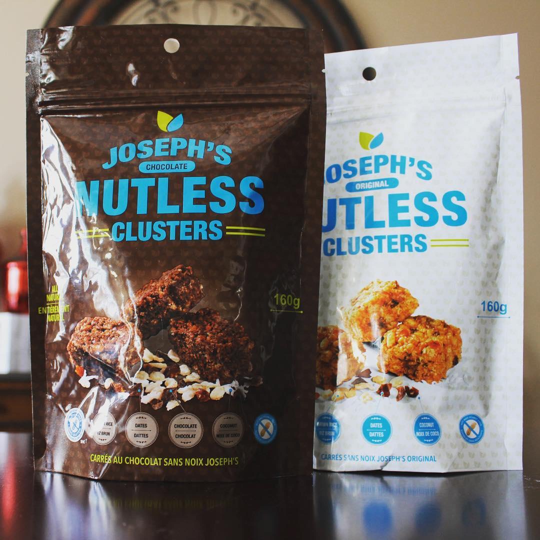 Joseph's Nutless cluster