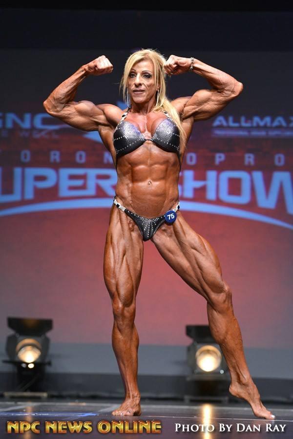 Laura Carolan Toronto Pro Supershow 2016